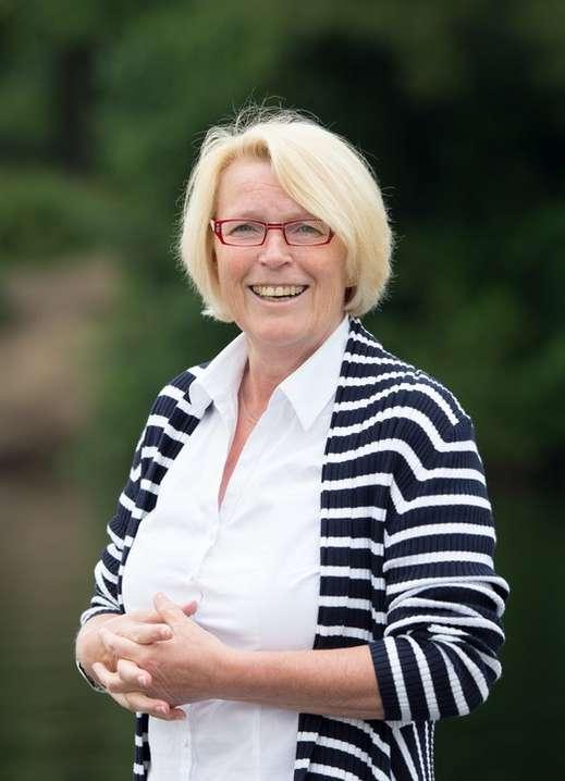 Vizepräsidentin Mona Küppers