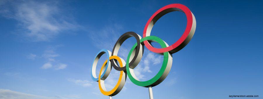 Olympische Ringe - lazyllama/stock.adobe.com