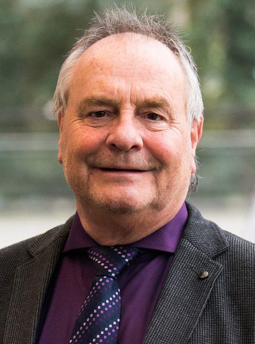 Vizepräsident Finanzen, Diethelm Krause