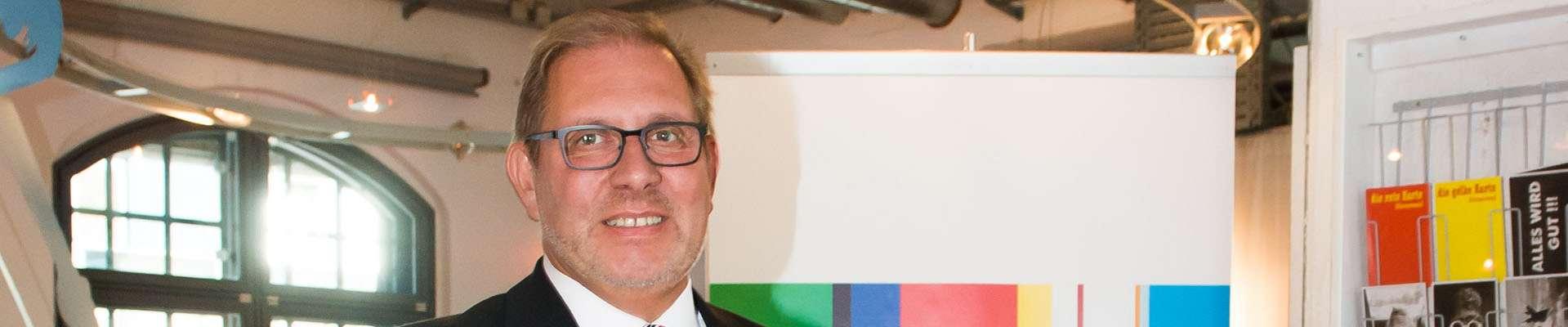 Teaser: Stellvertretender Sprecher der Verbände Helmut Biermann
