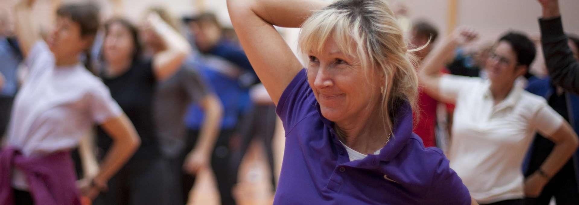 Bewegt GESUND bleiben in NRW! Gymnastikgruppe