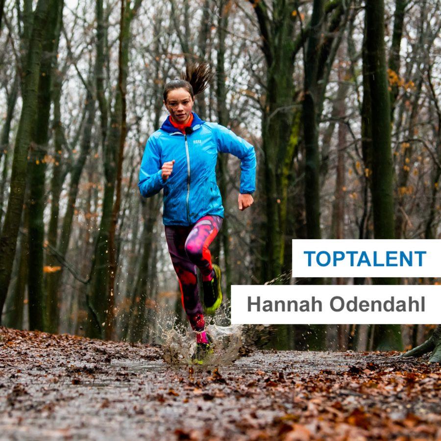 Toptalent Hannah Odendahl