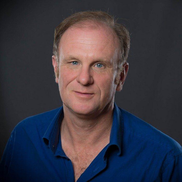 Theo Düttmann, Referent des LSB Magazins Wir im Sport