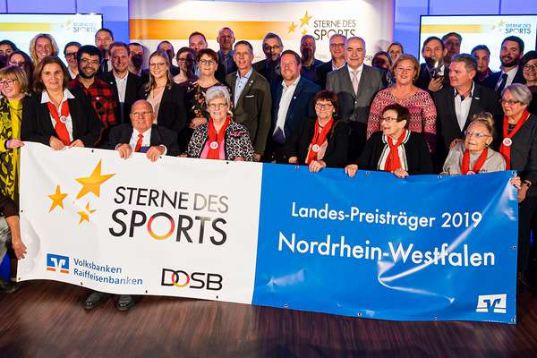 """Alle Gewinner der diesjährigen """"Sterne des Sports"""" in Silber"""