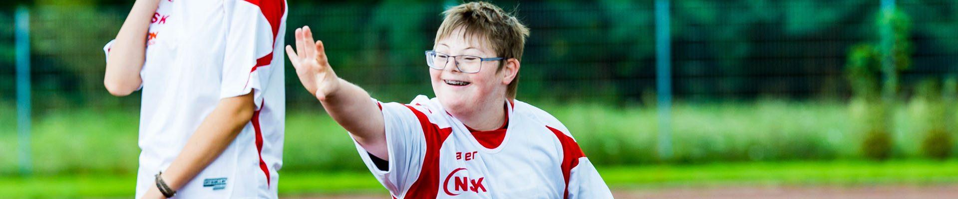 Teaserbild Deutsches Sportabzeichen für Menschen mit Behinderung