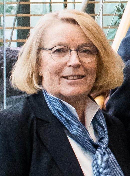 Vizepräsidentin Mitarbeiterentwicklung & Gleichstellung Mona Küppers 2