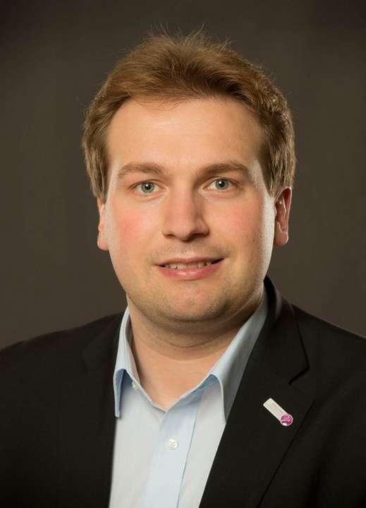 Vizepräsident Jens Wortmann