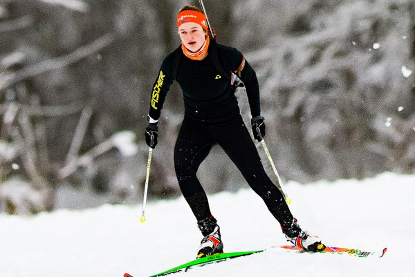Biathletin Johanna Hartmann
