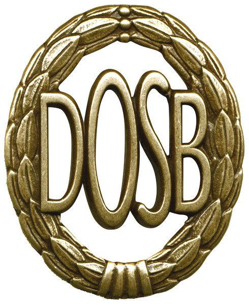 Sportabzeichen Bronze