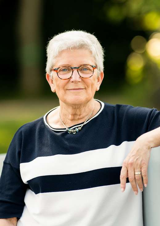 Vizepräsidentin Leistungssport Gisela Hinnemann