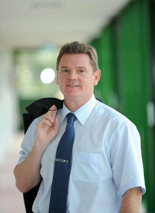 Vizepräsident Finanzen Stefan Klett