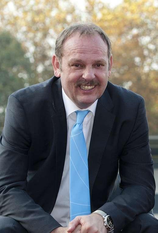 Vorstandsmitglied Martin Wonik