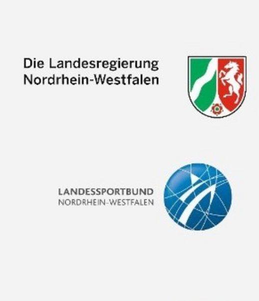 Logos der Partner für das Sportstättenförderprogramm
