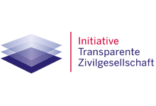 "Logo ""Initiative Transparente Zivilgesellschaft"": Good Governance & Transparenz des LSB NRW"
