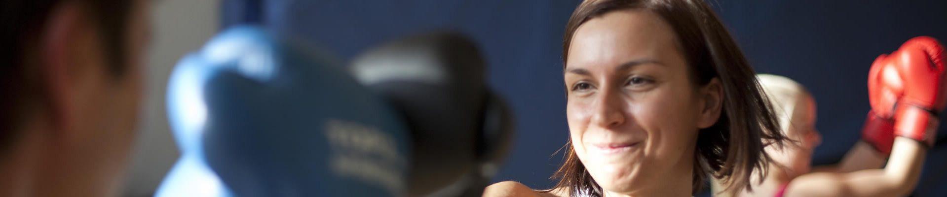 Bewegt GESUND bleiben in NRW! Boxtraining Frauen