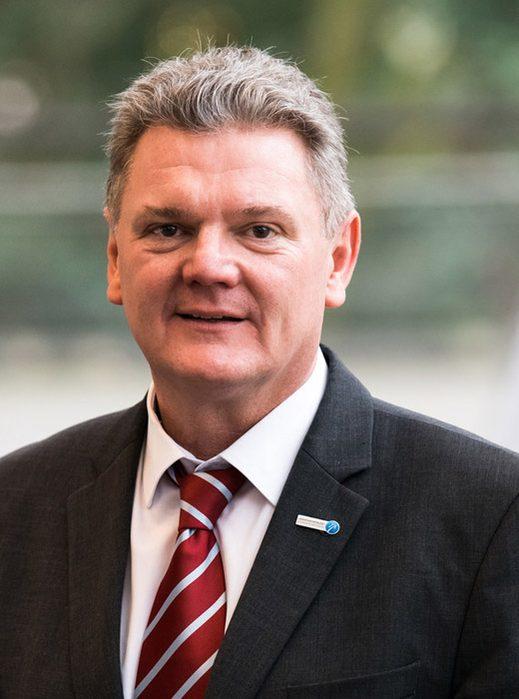 LSB-Präsident Stefan Klett