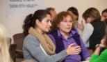 Mitarbeiter/innen und Kontaktdaten des LSB NRW: Arbeitsgespräch