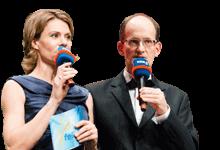 Nachrichten und Pressemeldungen des LSB NRW: Feller/Niessen