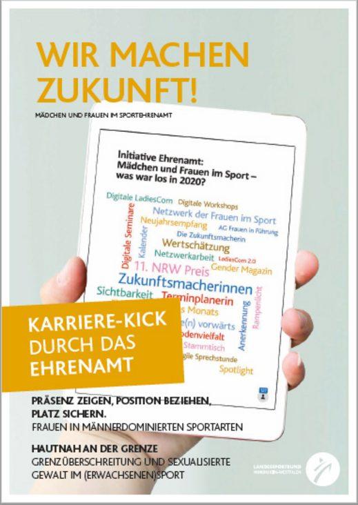 """Magazin """"Chancengleichheit"""": Wir machen Zukunft! (4)"""