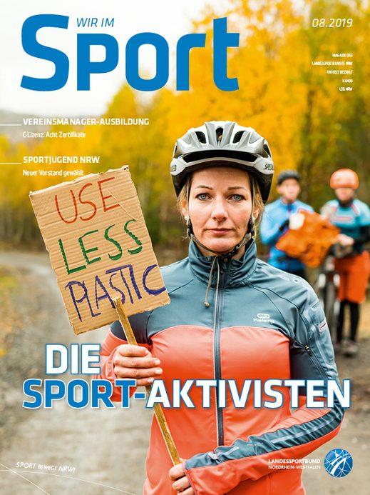 Wir im Sport Ausgabe 8/2019