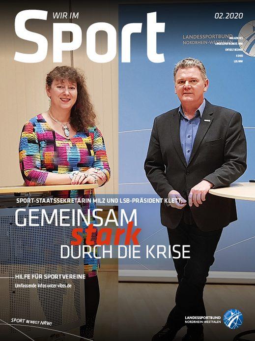 Wir im Sport Ausgabe 2/2020