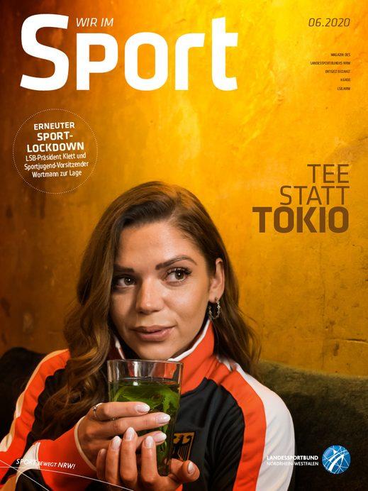 Wir im Sport Ausgabe 6/2020