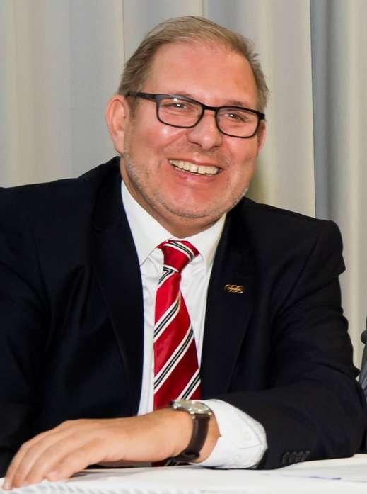 Helmut Biermann, Sprecher der Verbände