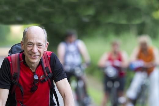 Radfahrergruppe Senioren