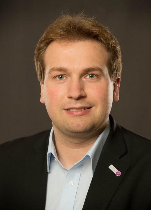 Vizenpräsident Jens Wortmann
