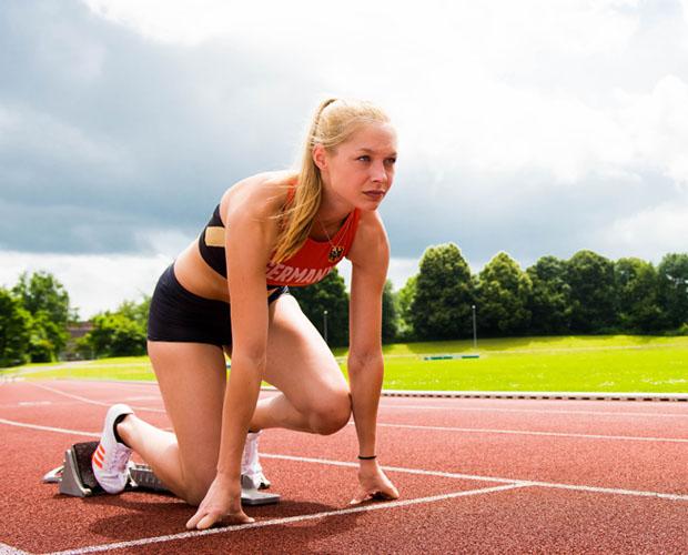 www.spitzensportland.nrw: Sprint Gina Lückenkemper