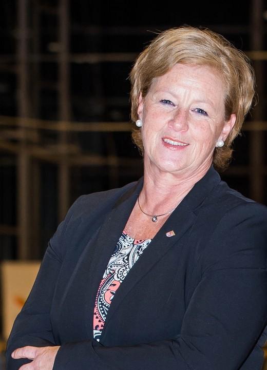 Vizepräsidentin Michaela Engelmeier
