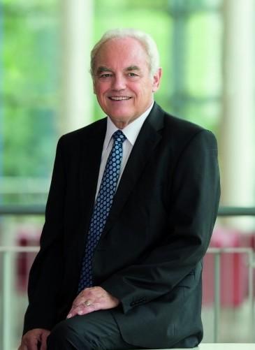 LSB-Päsident Walter Schneeloch