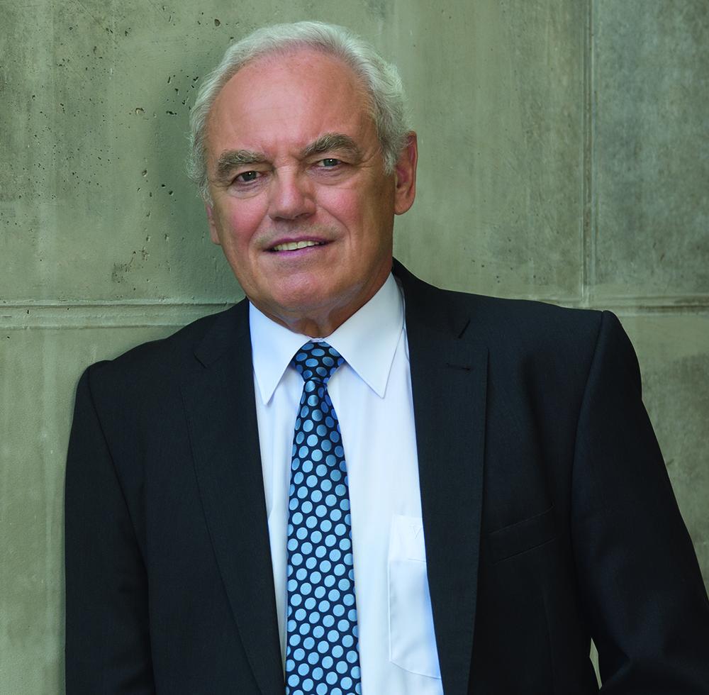Walter Schneeloch, Präsident des Landessportbundes NRW